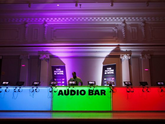 Infinity Audio Bar