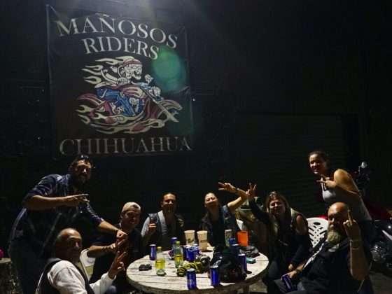 The Manosos Riders, my new family